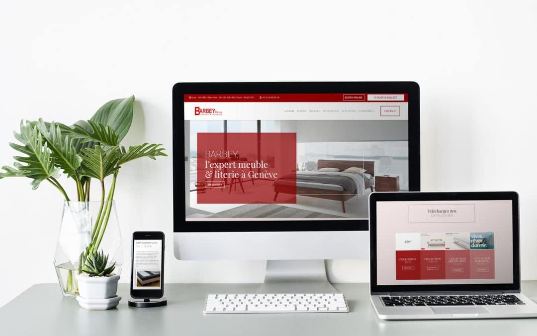 Nous sommes heureux de vous présenter notre nouveau site web !